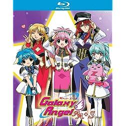 Galaxy Angel AA + S Collection [Blu-ray]