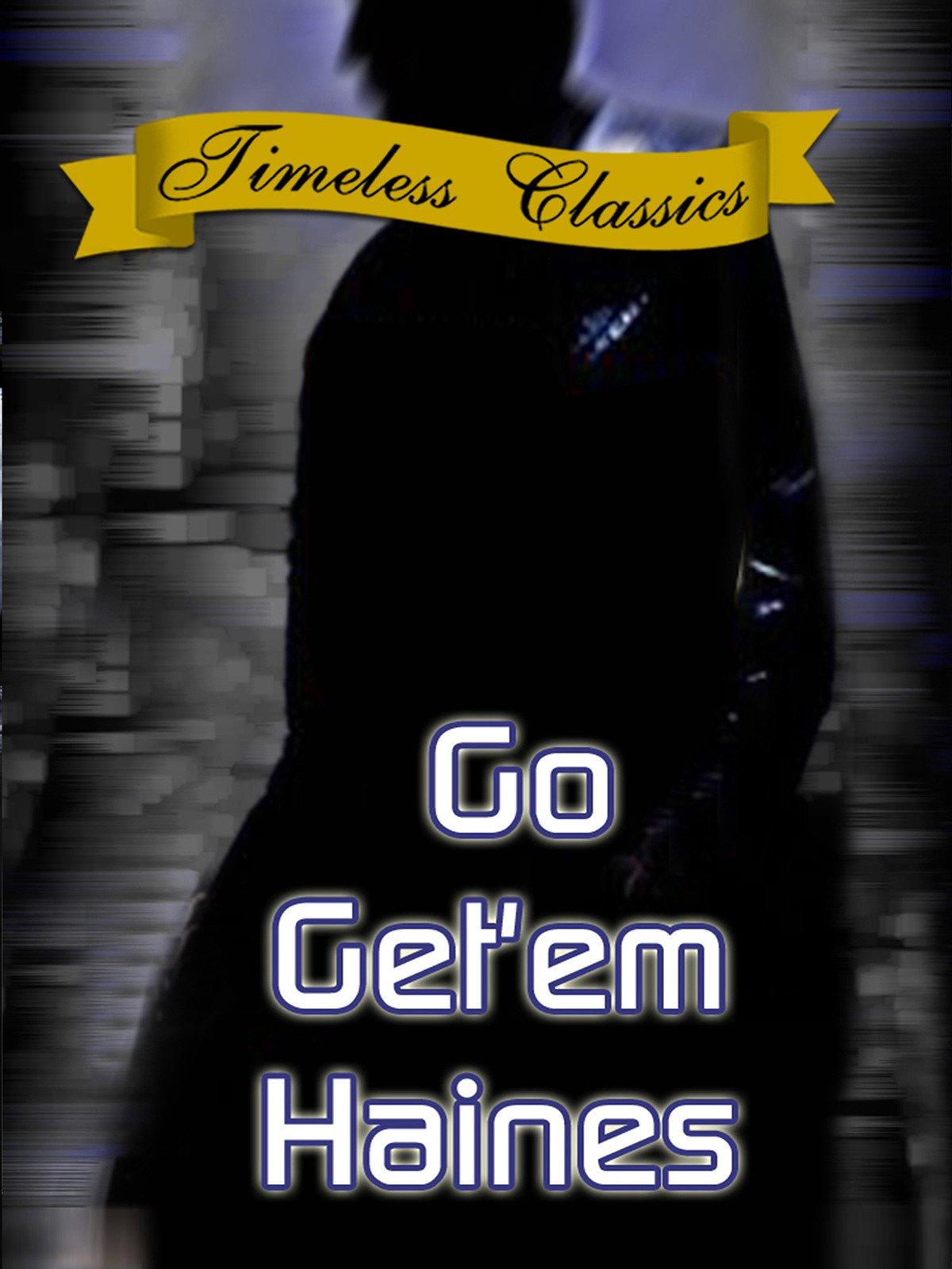 Go Get Em Haines (1936) on Amazon Prime Video UK