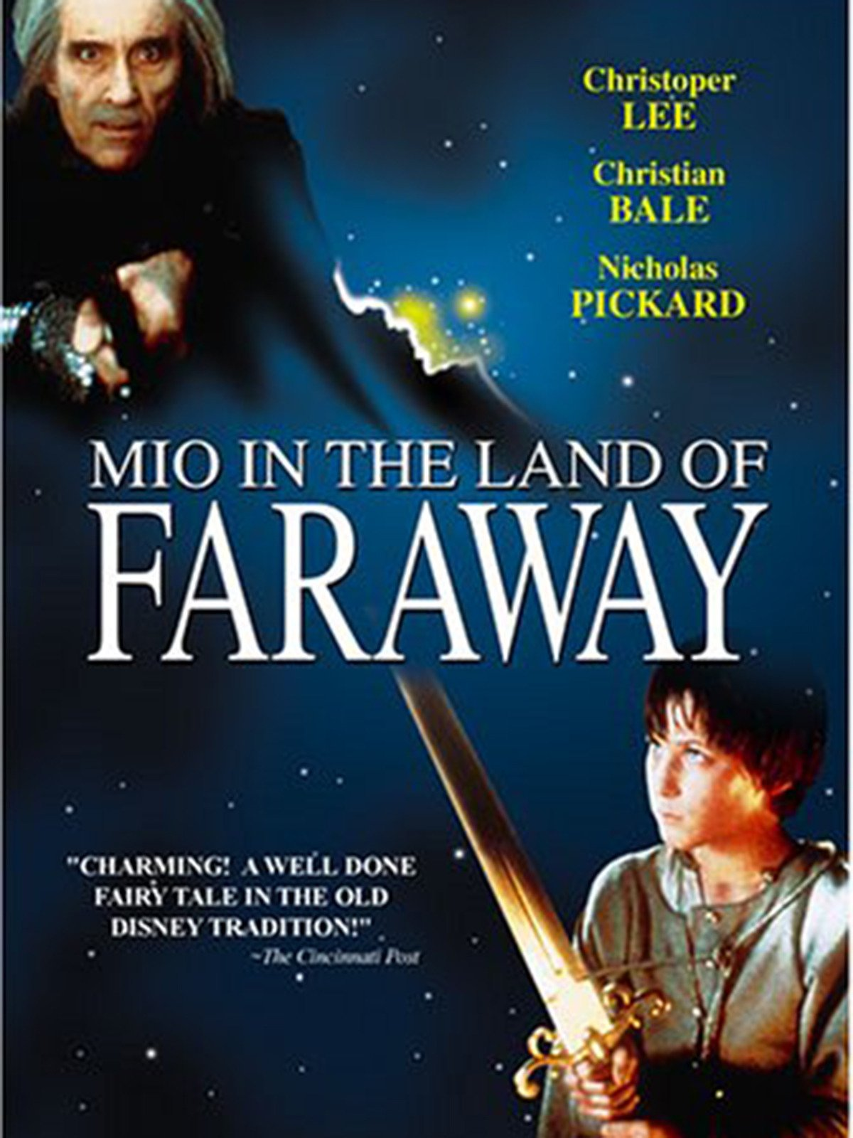 Mio in the Land of Faraway on Amazon Prime Instant Video UK