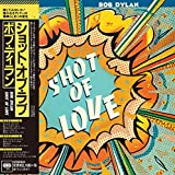 Shot Of Love [Cardboard Sleeve (mini LP)] [Limited Edition] [Blu-spec CD2] Bob Dylan