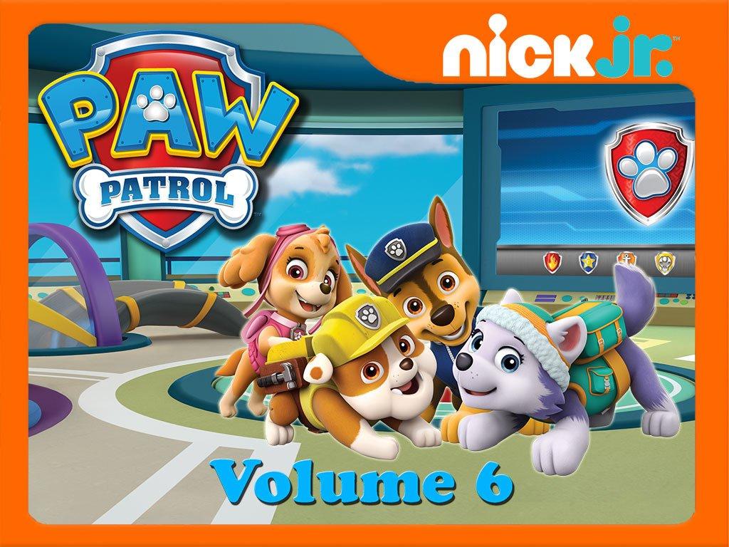 PAW Patrol - Season 6