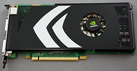 NVIDIA GeForce 8800 GT Graphics Upgrade Kit Carte graphique GF 8800 GT PCI Express 2.0 x16 512 Mo GDDR3 Digital Visual Interface