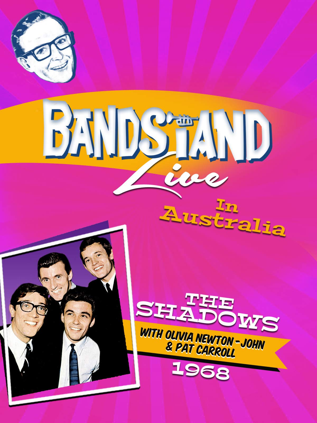 Bandstand Live in Australia: The Shadows on Amazon Prime Video UK