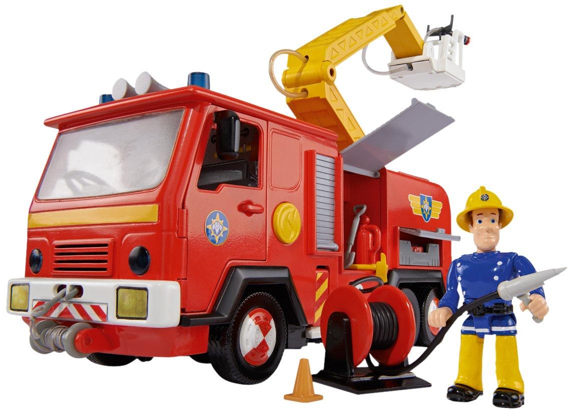 Feuerwehrmann Sam Jupiter mit Figur online kaufen