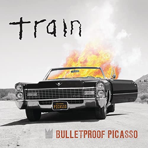 Train - Bulletproof Picasso