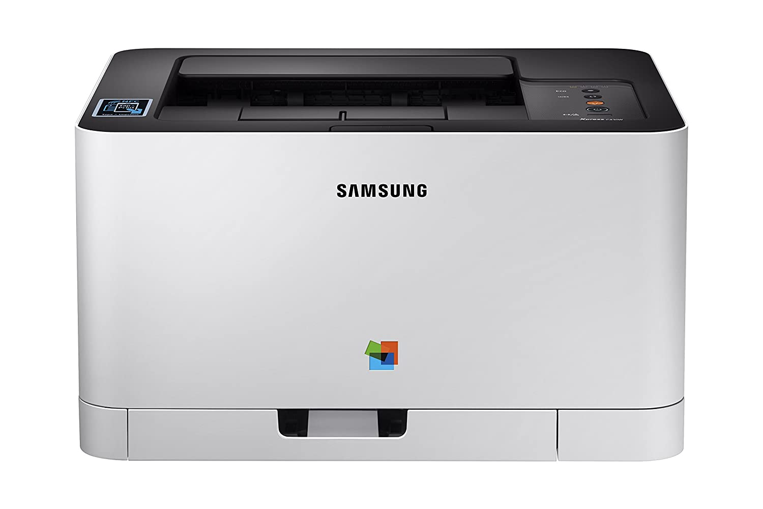Color printers laser - Small Color Laser Printers This Printer Has An Eco Button To Save Toner And Power
