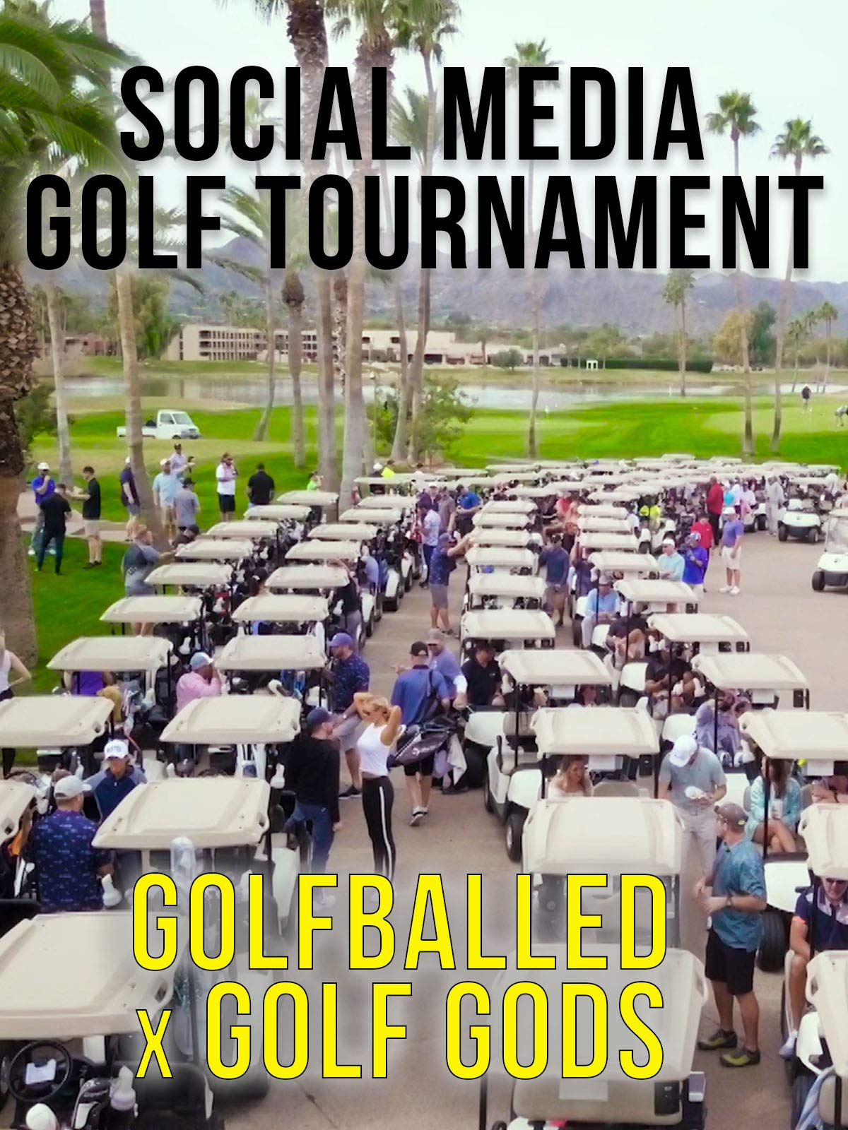 Clip: Social Media Golf Tournament