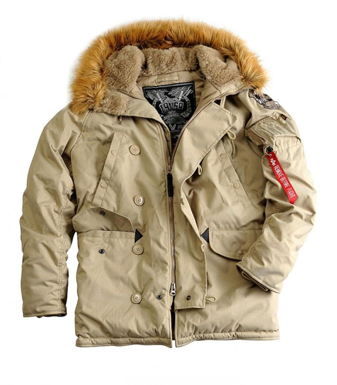 Alpha Industries Explorer Jacke khaki jetzt bestellen