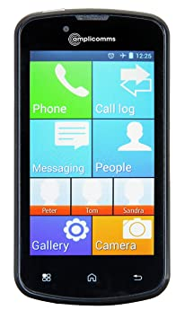 AMPLICOMMS Powertel M9000 Smartphone Compact