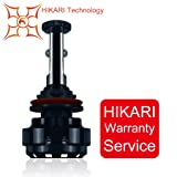 HIKARI Replacement Led Headlight Bulb - H11,Warranty Service(Single Pack) (Tamaño: H11)