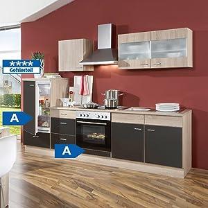 ROLLER Küchenblock JOLINA Einbauküche Küchenzeile  Kundenbewertung und weitere Informationen