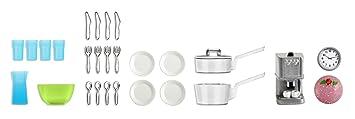 Lundby - L609029 - Maison de Poupée - Accessoires de Cuisine - Stockholm