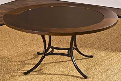 Coffee Table in Copper Gold