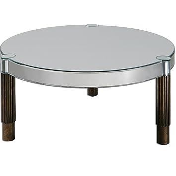 Bronze Eleni 36.75W Coffee Table Model-24395