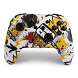 POWER A Enhanced Wireless Controller for Nintendo Switch - Pokemon Graffiti - Nintendo Switch
