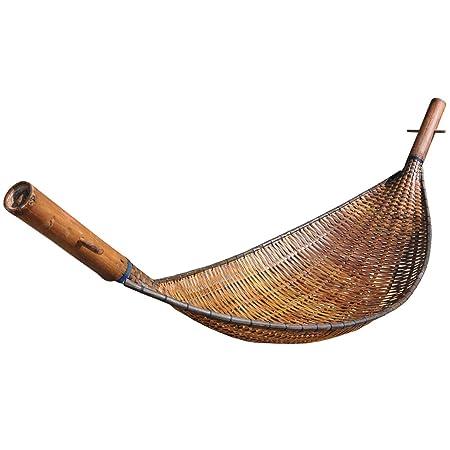 Hamac en bambou, fabriqué et tressé à la main, importé de Thaïlande (12042)