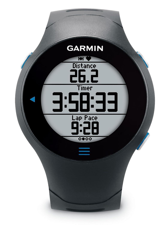 Garmin GPS Laufuhr Forerunner 610 HR -