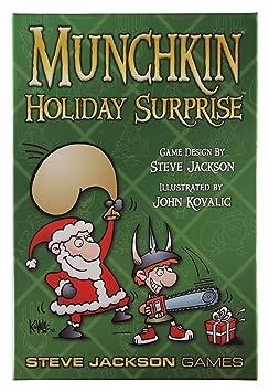 Munchkin vacances Surprise Jeu de cartes