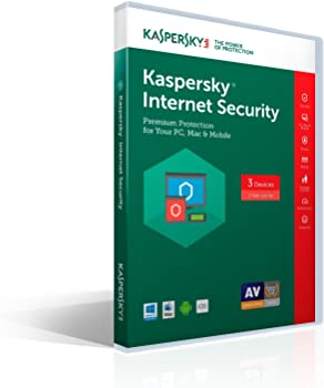 Kaspersky Internet Security 2017 Key Card