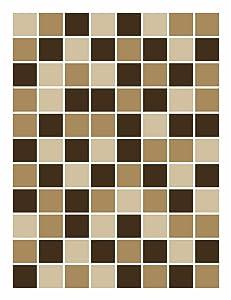 FoLIESEN  Fliesenaufkleber Mosaik  beigebraun  15cm x 20cm  133 Stück  BaumarktKritiken und weitere Infos