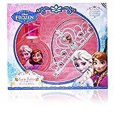 Frozen by Disney for Kids - 2 Pc Gift Set 3.4oz EDT Spray, Hair Accessory (Tamaño: 2Pc Gift Set)