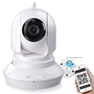 Best Wireless Security Camera - ROCAM NC500HD