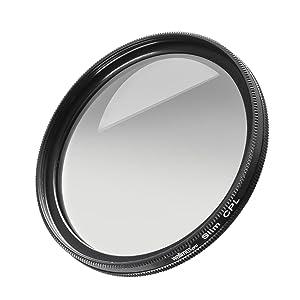 Walimex Slim - Filtro polarizador circular (58 mm)  Electrónica Comentarios de clientes y más información