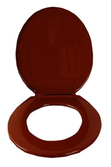 Star Flush Burgundy Toilet Seat Cover Amazonin Home Improvement