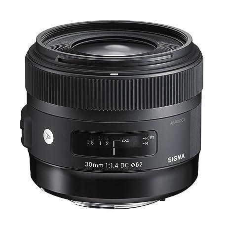 Sigma Objectif 30 mm F1,4 DC HSM ART - Monture Canon