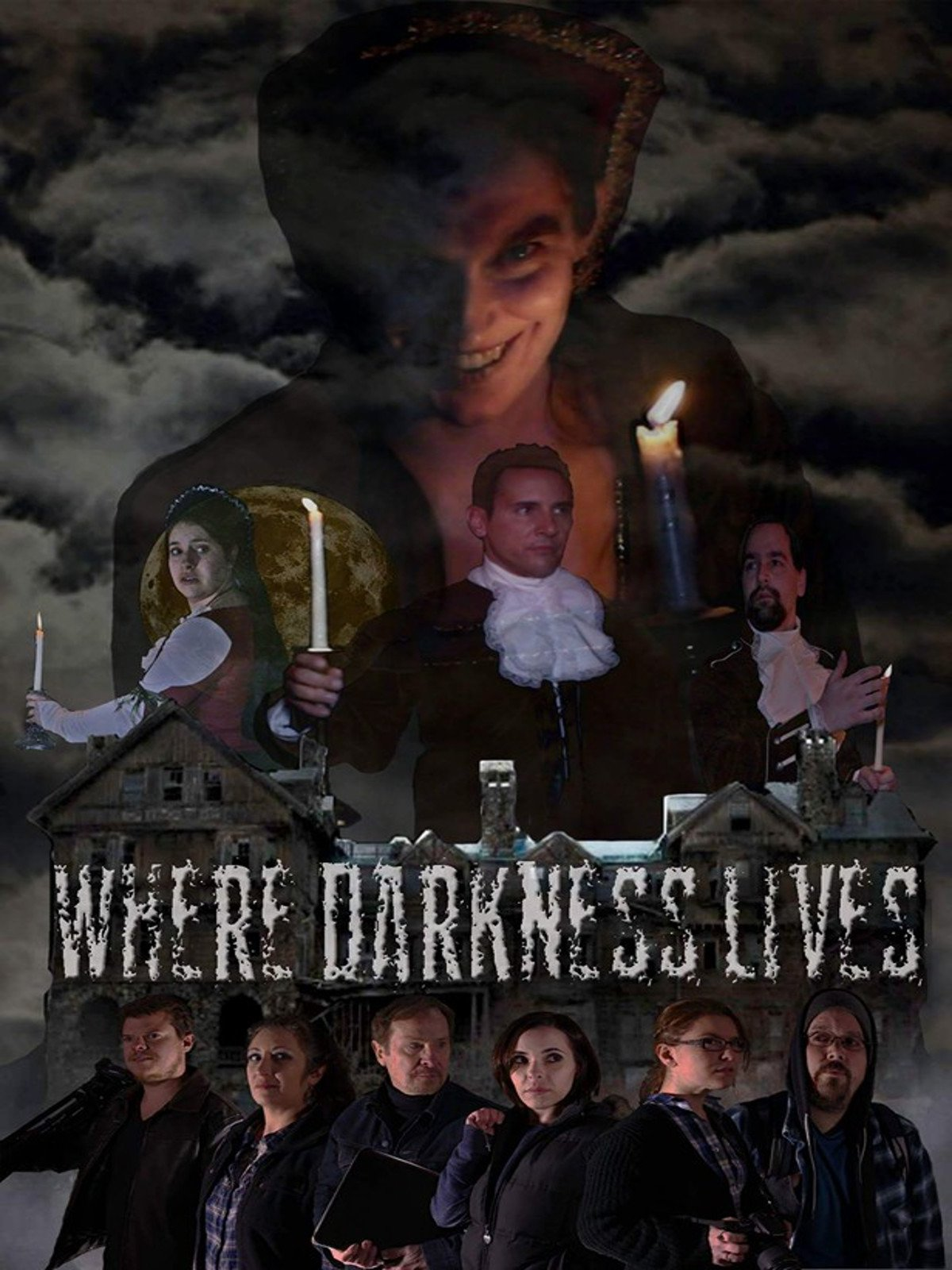 Where Darkness Lives