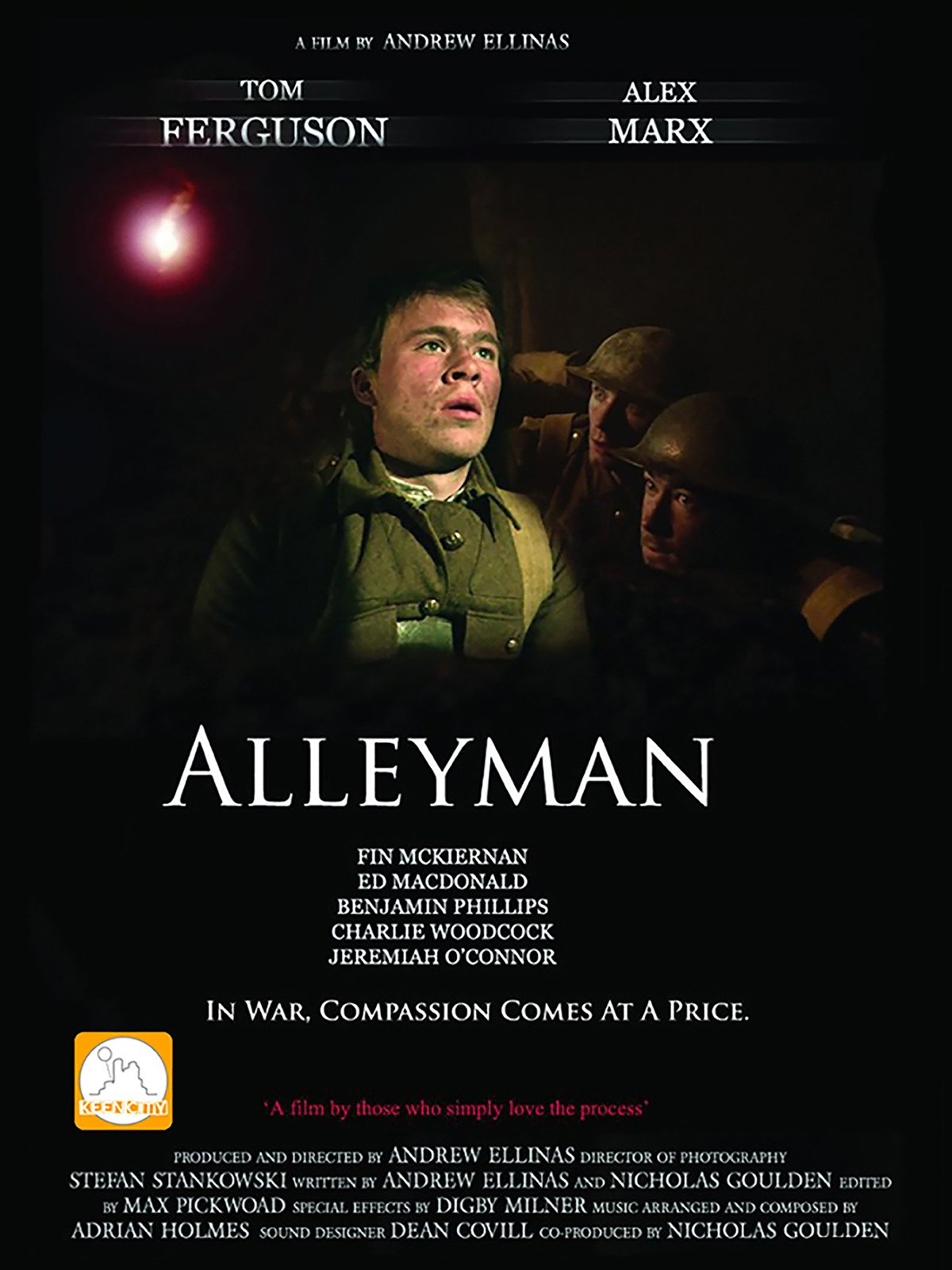 Alleyman on Amazon Prime Video UK