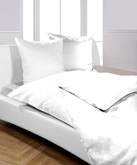 Bettwäsche Fein Biber 135x200 155x220 Karo blau beige rosa grau weiß OekoTex