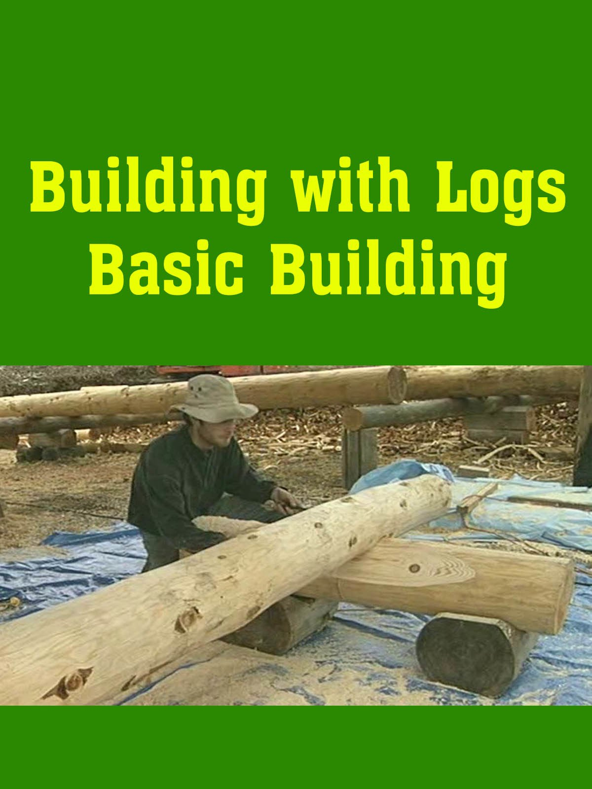 Building with Logs Basic Building