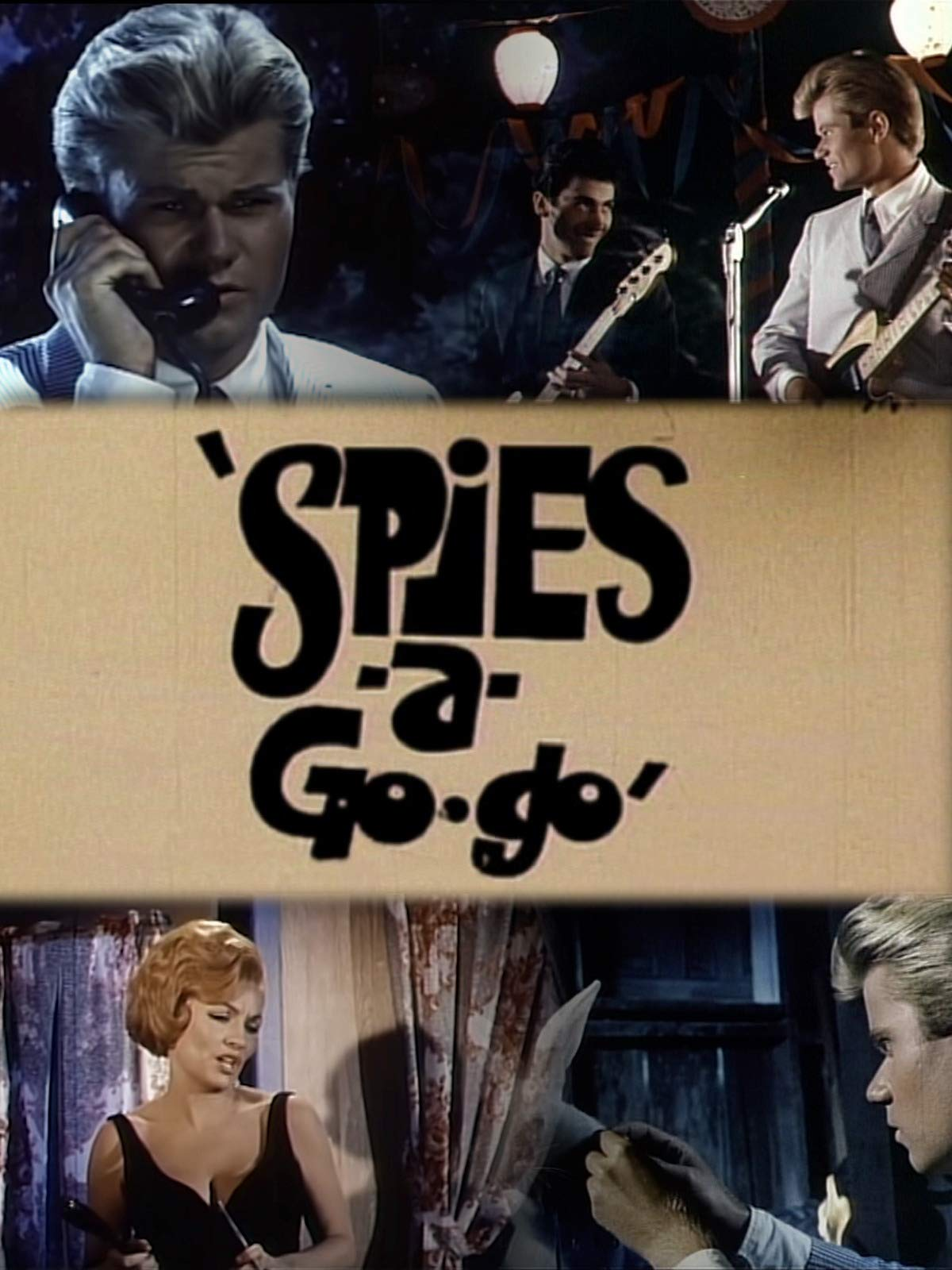 Spies-a-Go-Go on Amazon Prime Video UK