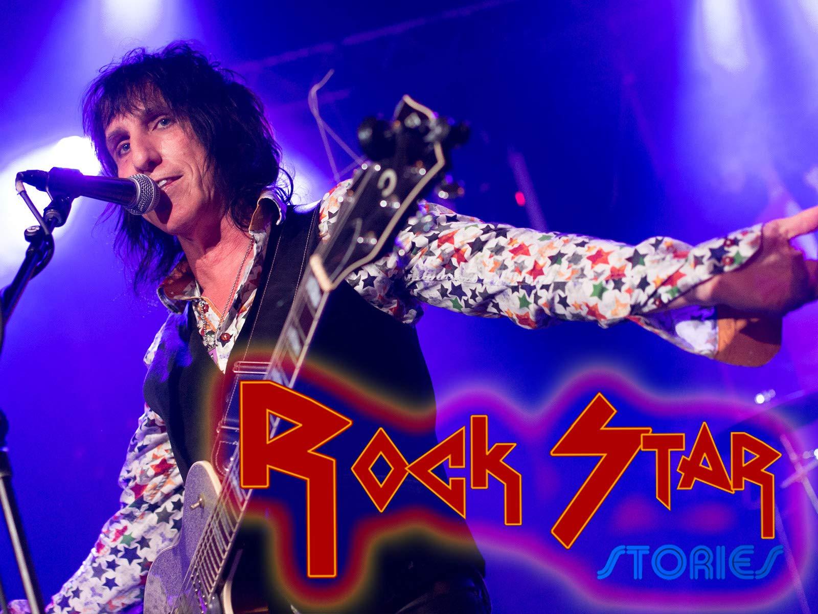 Rock Star Stories on Amazon Prime Instant Video UK