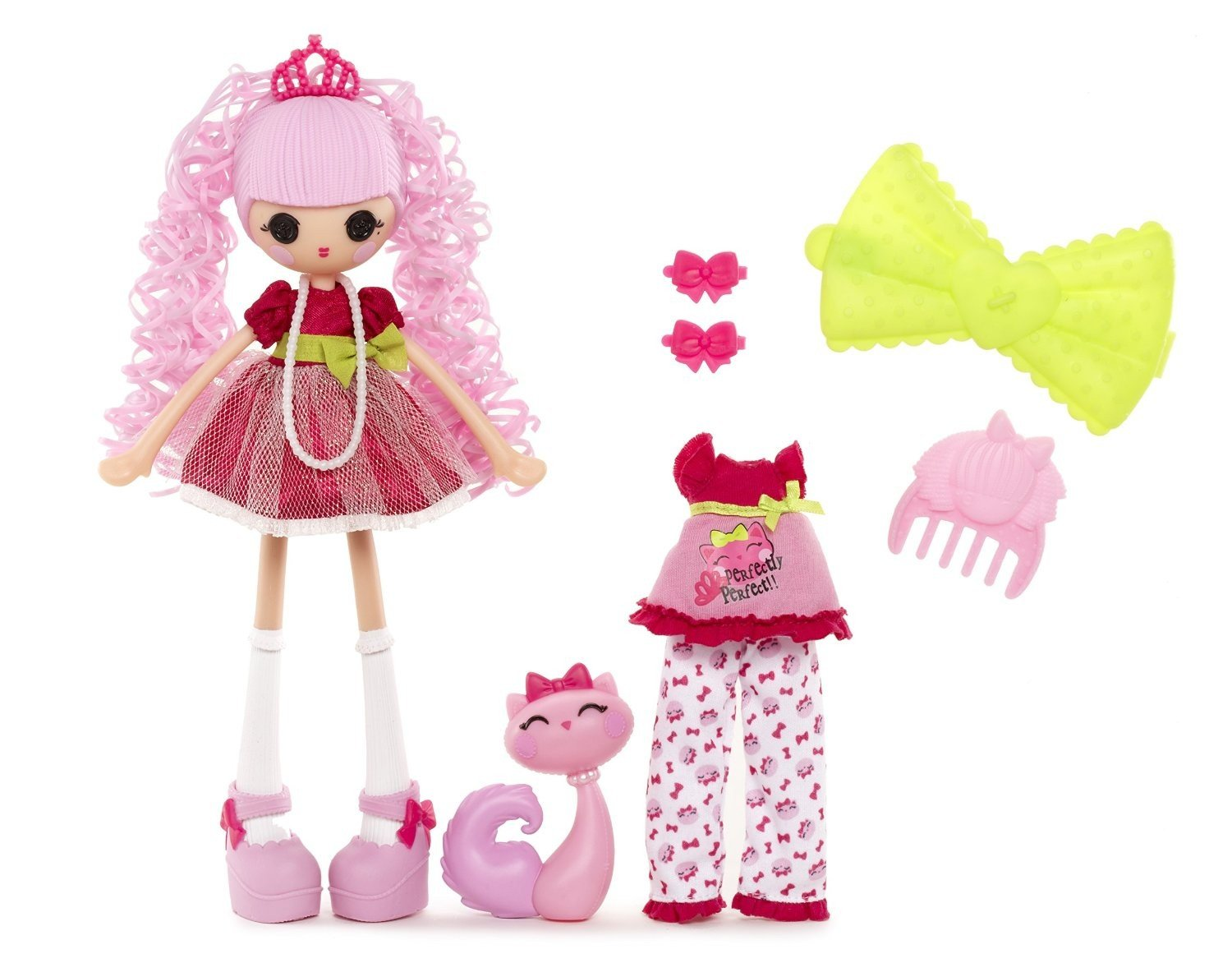 Lalaloopsy Girls Jewel Sparkles Doll