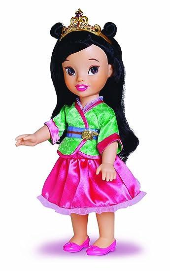 Disney Basic Toddler Doll - Mulan