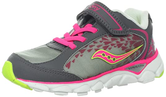 Kids' Classic Saucony Virrata A/C Sports Shoe Sale Online Multicolor Available