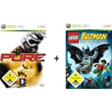Microsoft Pure Lego Batman Double Pack (Xbox 360)