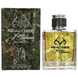 Realtree Colognes for Him, 3.4 Fluid Ounce (Tamaño: 3.4 Ounces)