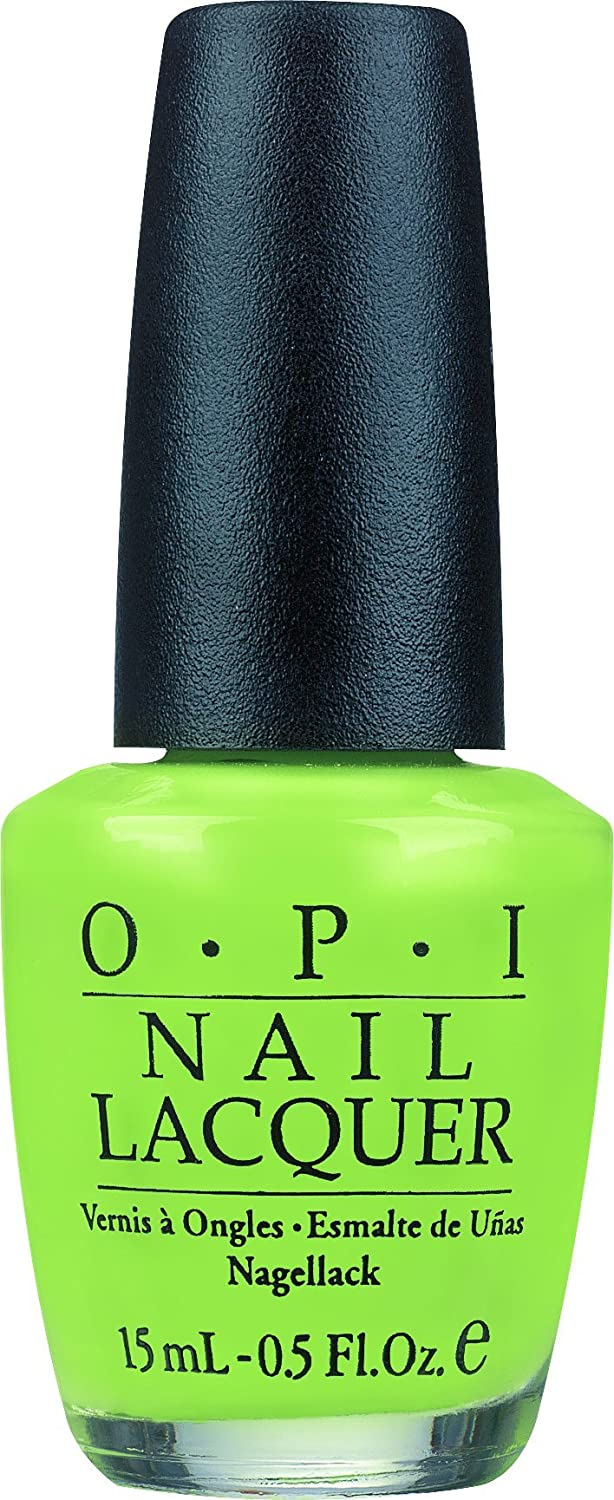 Opi Nail Lacquer, Gargantuan Green Grape, 0.5 Fluid Ounce