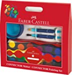 Painting set CONNECTOR - Faber-Castell