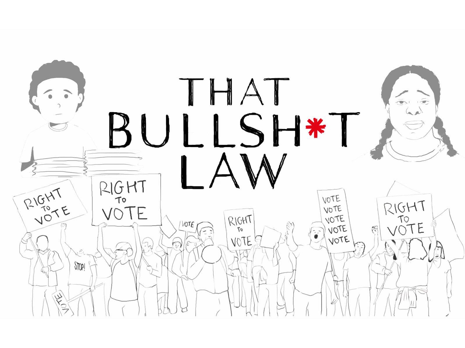 That Bullshit Law - Season 1