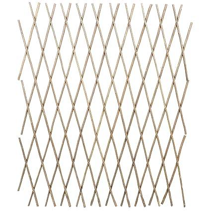 5x rankgitter weide spalier variabel rankhilfe gitter pflanzgitter. Black Bedroom Furniture Sets. Home Design Ideas