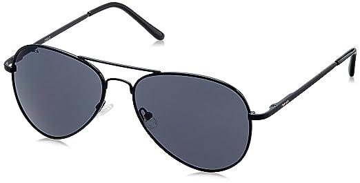 sunglasses aviator  Fastrack Aviator Sunglasses (M069BK3): Amazon.in: Clothing ...