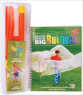 Big Bubbles Book Kit-