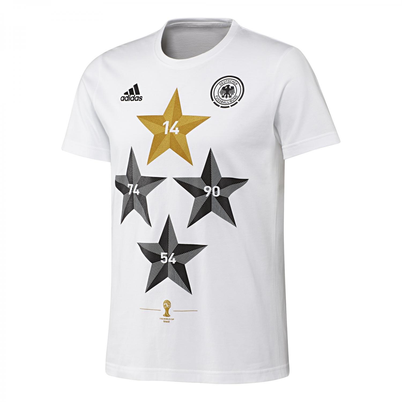 adidas Erwachsene T-Shirt DFB Deutschland