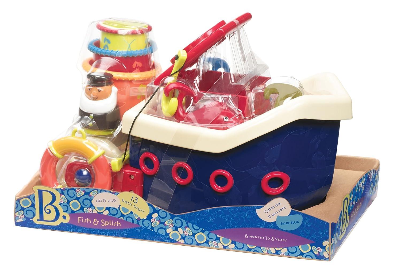 B. Fish and Splish Boat