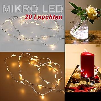 5M 10M Silber Draht LED Hochzeit Leuchte DC 12V Drahtlichterkette Lichterketten