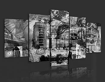 impression sur toile 100x50 cm cm 5 parties image image sur toile images. Black Bedroom Furniture Sets. Home Design Ideas